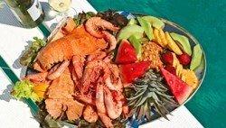 BVI Charter Yacht Gourmet Food Tours