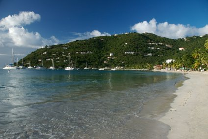 Cane Garden Bay - Tortola - British Virgin Islands