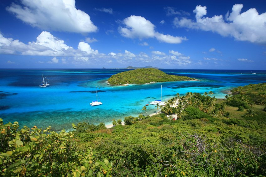 Sailing vacation itinerary st vincent and the grenadines dynamic