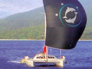 Come aboard BVI Yacht Charter ReAction