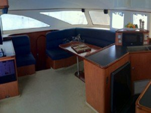 Come aboard BVI Yacht Charter Magewind