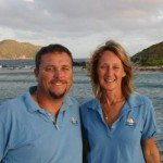 Meet Braveheart's Captain and Crew. Sail the Caribbean aboard this  58 ft Simonis BVI Yacht Charter.