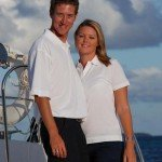 Meet Tiger Lily's Captain and Crew. Sail the Caribbean aboard this 66 Ft Gunboat BVI Yacht Charter.
