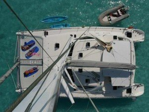 Come aboard BVI Yacht Charter Braveheart