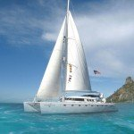 Charter Good News, a very spacious and comfortable Caribbean cataraman out of the BVI or the USVI.