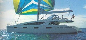 Experience luxurious charter accommodations aboard crewed yacht Akasha and sail the BVI and the Caribbean.
