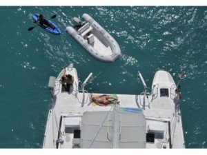 Come aboard BVI Yacht Charter Quest