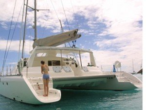 Come aboard BVI Yacht Charter Bliss