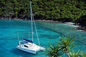 Come aboard BVI Yacht Charter Jet Stream