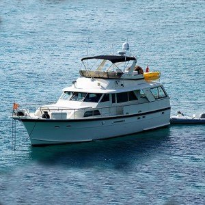 Analisa is a fully-crewed Hatteras motor yacht available for charter in the British Virgin Islands and the Caribbean.
