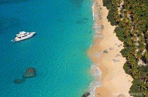 Come aboard BVI Yacht Charter Viaggio