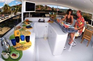 Come aboard BVI Yacht Charter Freedom