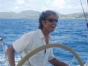 Captain and Crew of Dream Catcher, a 57ft Lagoon Caribbean Yacht Charter