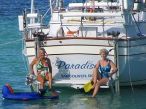 Come aboard BVI Yacht Charter Paradise
