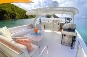 Come aboard BVI Yacht Charter Obsession