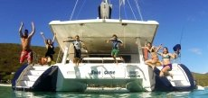 Come aboard BVI Yacht Charter Soon Come