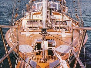 Come aboard BVI Yacht Charter Crystal Clear