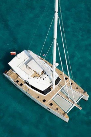 Come aboard BVI Yacht Charter Miss Kirsty