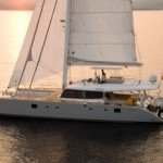 Miss Kirsty a Sail Catamaran in the BVI and Caribbean