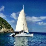 Lolita a Crewed Catamaran for the BVI and Caribbean