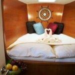 Mimbaw's Aft Queen Bed