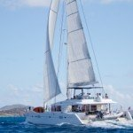 Blue Moon Sailing the BVI and the Caribbeans