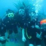 Mimbaw guests explores the BVI through SCUBA diving.