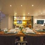 Sea Boss dining deck