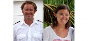 Captain and Crew of Sea Boss, a 60 ft Caribbean Yacht Charter