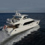 Seaboss is a 60-foot power catamaran available for charter in the British Virgin Islands and the Caribbeans.