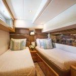 Sea Boss twin cabin
