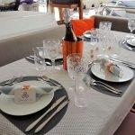 Shangri La dining