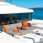Shangri La fore deck