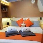Shangri La guest berth