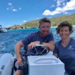 Meet Gypsy Princess's Captain and Crew. Sail the Caribbean aboard this 45 ft Lagoon BVI Yacht Charter.