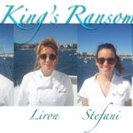 Meet Kings Ransom's Captain and Crew. Sail the Caribbean aboard this 76ft Matrix Silhouette BVI Yacht Charter.
