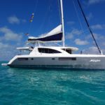crewed charter yacht Mojo
