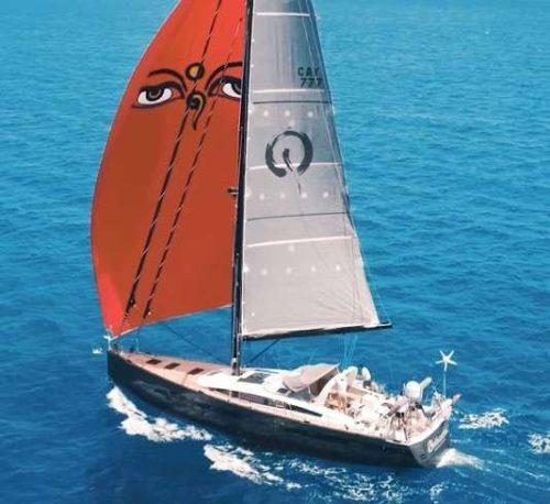 Bodhisattva crewed charter yacht