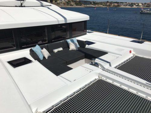 Come aboard BVI Yacht Charter Ventana