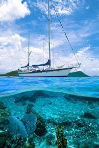 Monohull Crewed Sailing Charter Sandcastle - British Virgin Islands