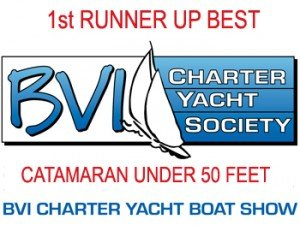 Come aboard BVI Yacht Charter Dreaming On