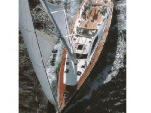 Come aboard BVI Yacht Charter Sayang 55 ft Sailing Yacht