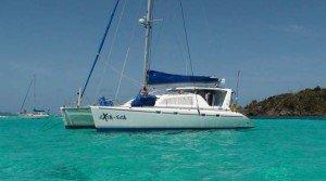 Let eco-friendly BVI catamaran charter Extra-sea make your dream luxurious Caribbean sailing vacation a reality.
