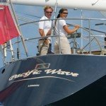 Meet Pacific Wave 72 ft Sailing Yacht's Captain and Crew. Sail the Caribbean aboard this 72 ft  BVI Yacht Charter.