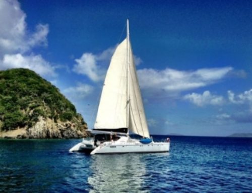 The BVI is called Sailing Capital of the Caribbean.