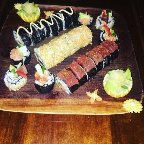 Antillean menu 1