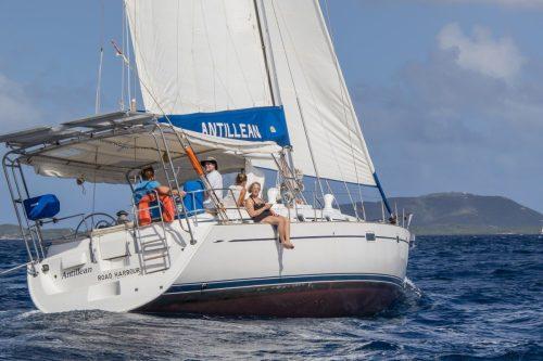 Antillean undersail