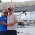Meet Ocean Star 60 ft Sailing Yacht's Captain and Crew. Sail the Caribbean aboard this 60ft Beneteau BVI Yacht Charter.