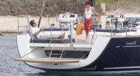 Come aboard BVI Yacht Charter Ocean Star 60 ft Sailing Yacht
