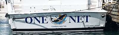 Come aboard BVI Yacht Charter One Net 86 ft Motor Yacht